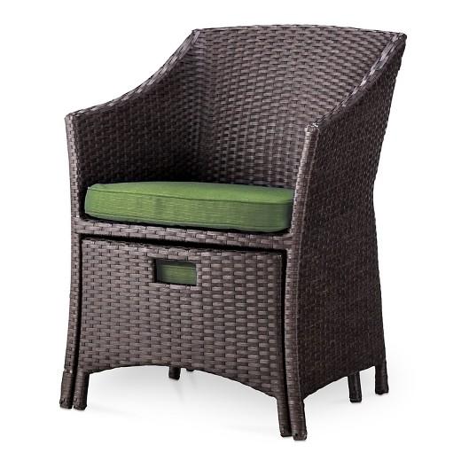 Loft 5 Piece Wicker Patio Conversation Furniture Set   Threshold    Target. Loft 5 Piece Wicker Patio Conversation Furniture Set   Threshold