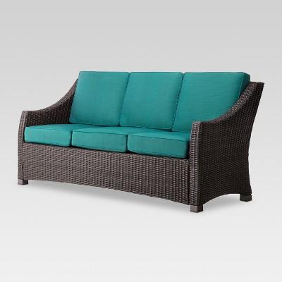 Belvedere Wicker Patio Furniture Collection Threshold