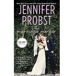 Marriage Merger (Reissue) (Paperback) (Jennifer Probst)