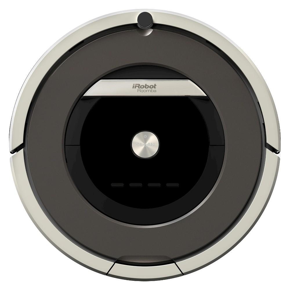 iRobot Roomba 870 Robotic Vacuum, Black/White