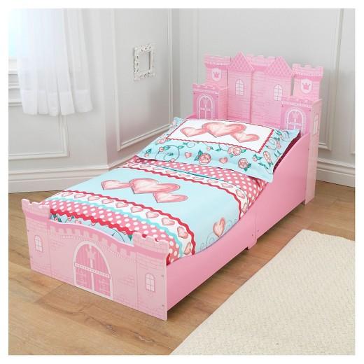 kidkraft princess castle toddler bed : target