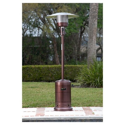 Elegant Fire Sense Hammer Tone Bronze Commercial Patio Heater. Fire Sense. Shop All Fire  Sense Throughout Fire Sense Patio Heater