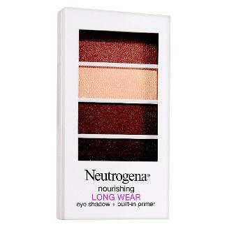 Neutrogena® Nourishing Long Wear Eye Shadow - 50 Mink Brown