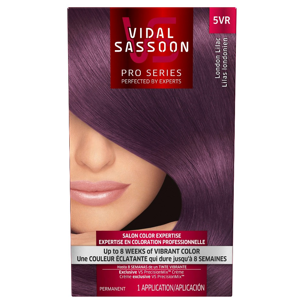 Vidal Sassoon Pro Series - 5VR Purple 12 - 1 Kit