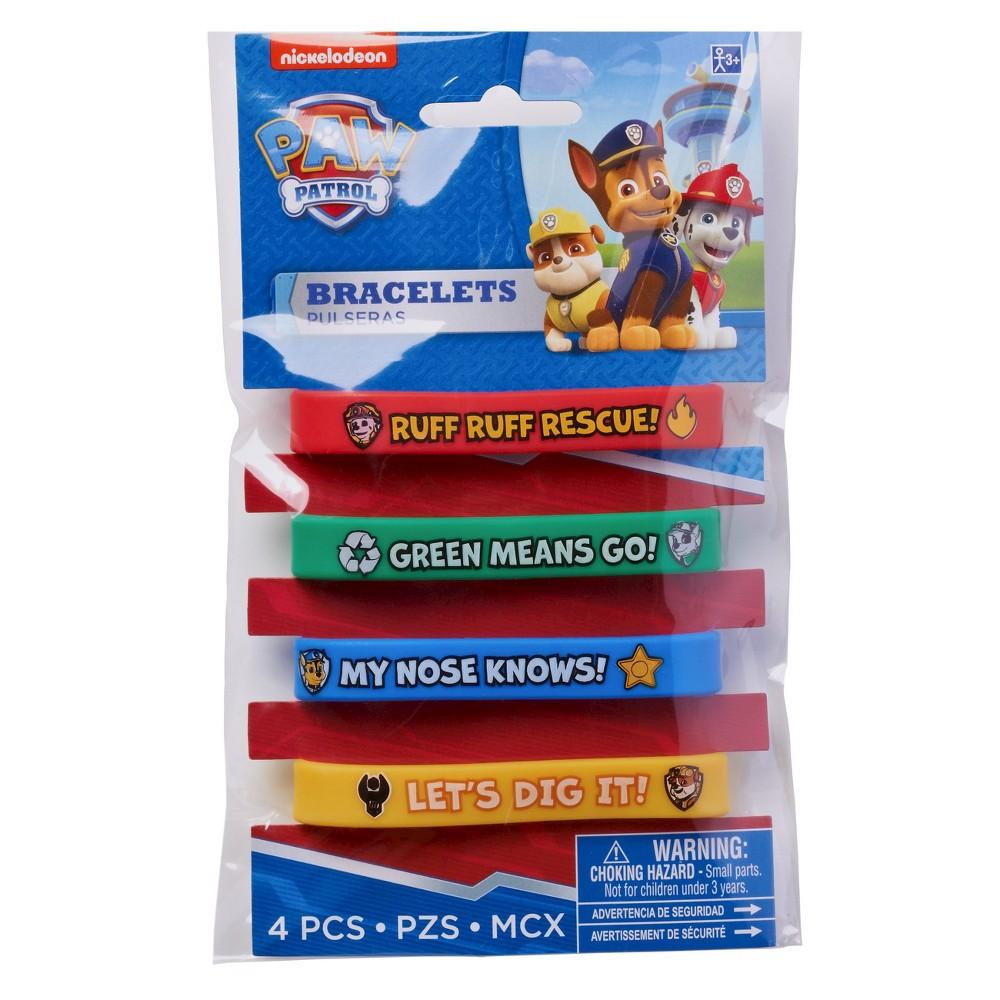 4 ct Paw Patrol Bracelet, Kids Unisex