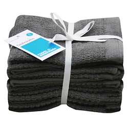 Dishcloth 6 Pack - Gray - Room Essentials™