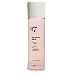 No7® Beautiful Skin Refreshing Toner Normal/Dry - 6.7oz
