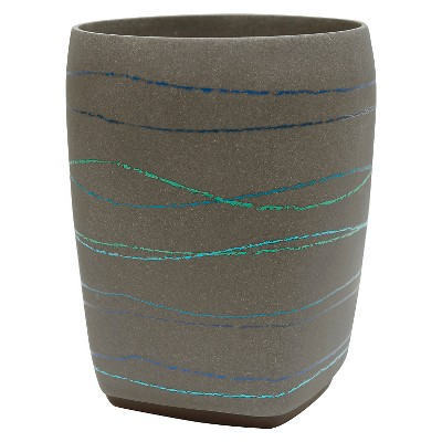 Relativity Wastebasket - Blue