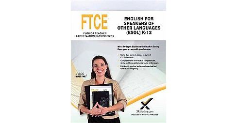 Ftce English for Speakers of Other Languages Esol K-6 (Paperback) (Sharon A. Wynne) - image 1 of 1