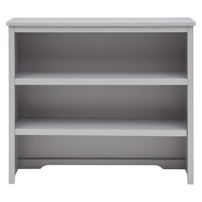 Simmons Kids Rowen Bookcase/Hutch – Gray