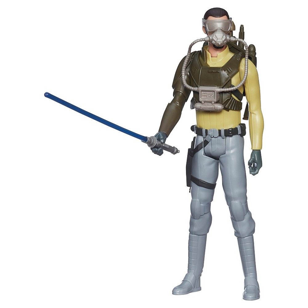 Star Wars Hero Series Kanan Jarrus Figure