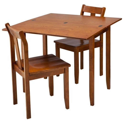 3 piece expandable dining set - threshold™ : target