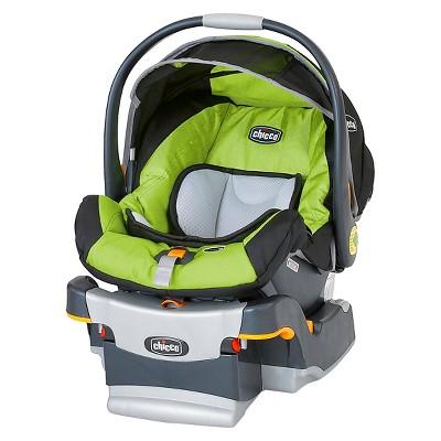 Chicco KeyFit 30 Infant Car Seat - Orange/Gray