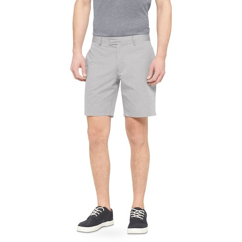 Men's Chino Shorts Armor Gray - Mossimo Supply Co. - image 1 of 2