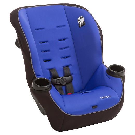 cosco apt 50 convertible car seat vibrant blue target. Black Bedroom Furniture Sets. Home Design Ideas