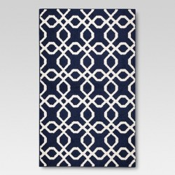 Trellis Scatter Washable Rug - Threshold™