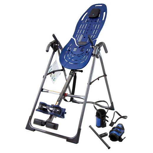 Teeter ep 560 sport edition inversion table with gravity for Table inversion