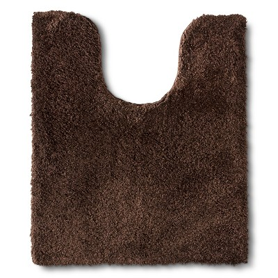 Contour Bath Rug - Morel Brown (20x24 )- Fieldcrest™