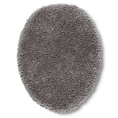 Room Essentials™ Toilet Seat Cover - Flat Gray