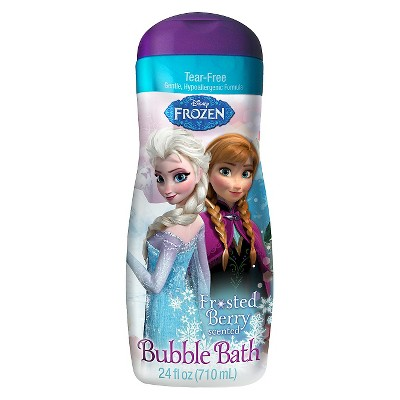 Frozen Frosted Berry Scented Bubble Bath - 24 oz