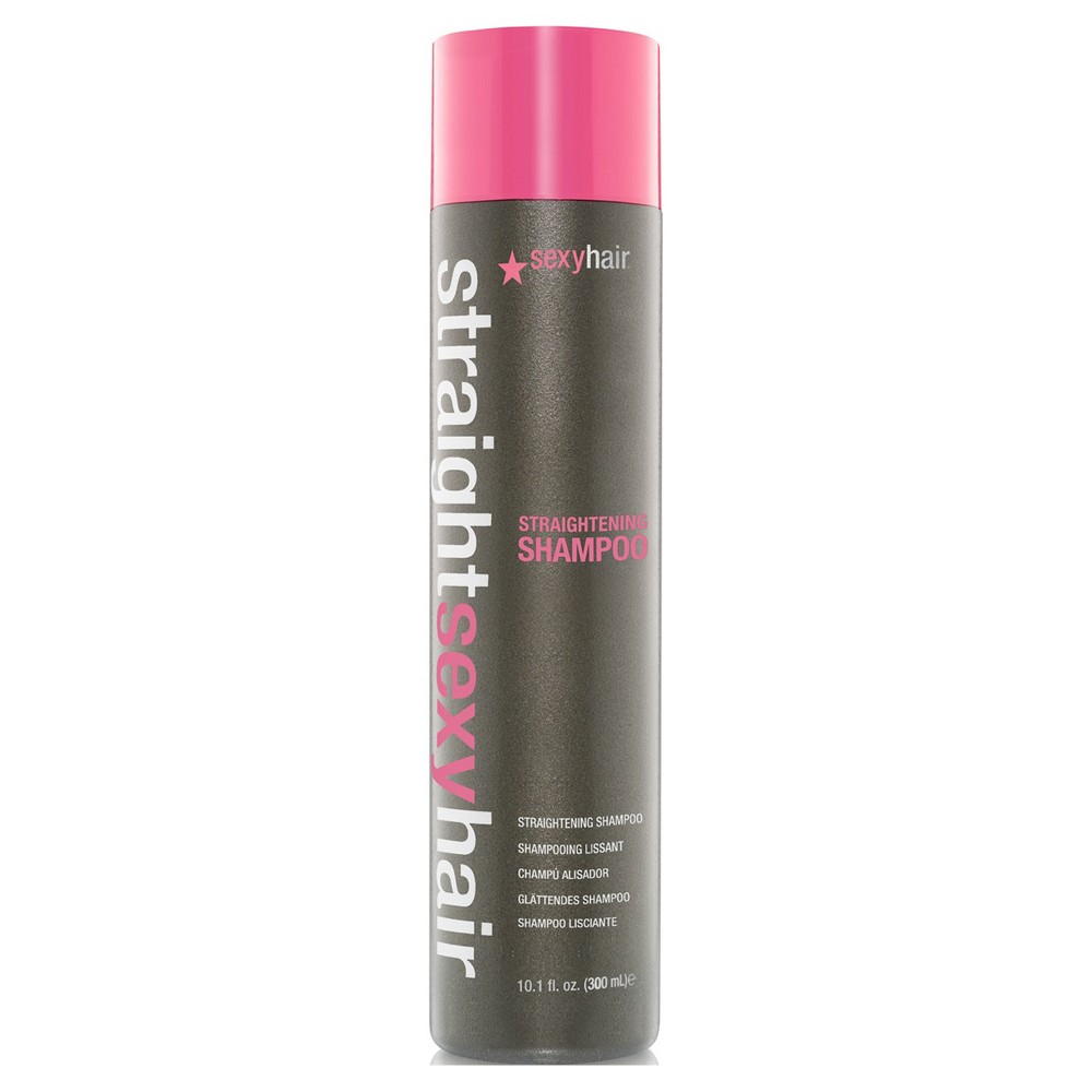 Sexy Hair Straight Shampoo - 10.1 fl oz