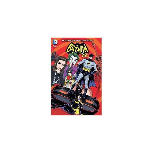 Batman '66 3 (Hardcover) (Jeff Parker & Art Baltazar & Franco & Gabe Soria)