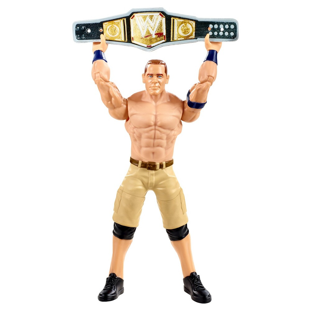 Wwe Super Strikers John Cena Figure