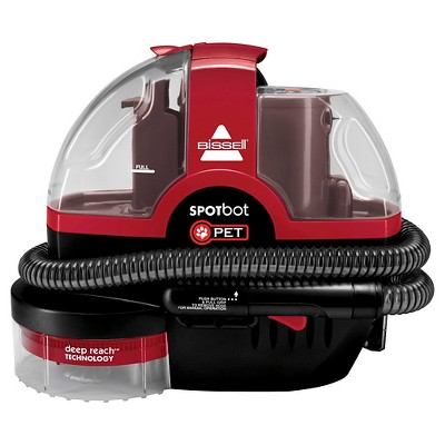 BISSELL® Spotbot® Pet Portable Spot & Stain Cleaner - Red Berrends 33N8T