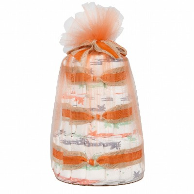 Honest Company Mini Diaper Cake - Unisex