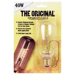 Feit 40-Watt Vintage T14 Incandescent Light Bulb - Soft White