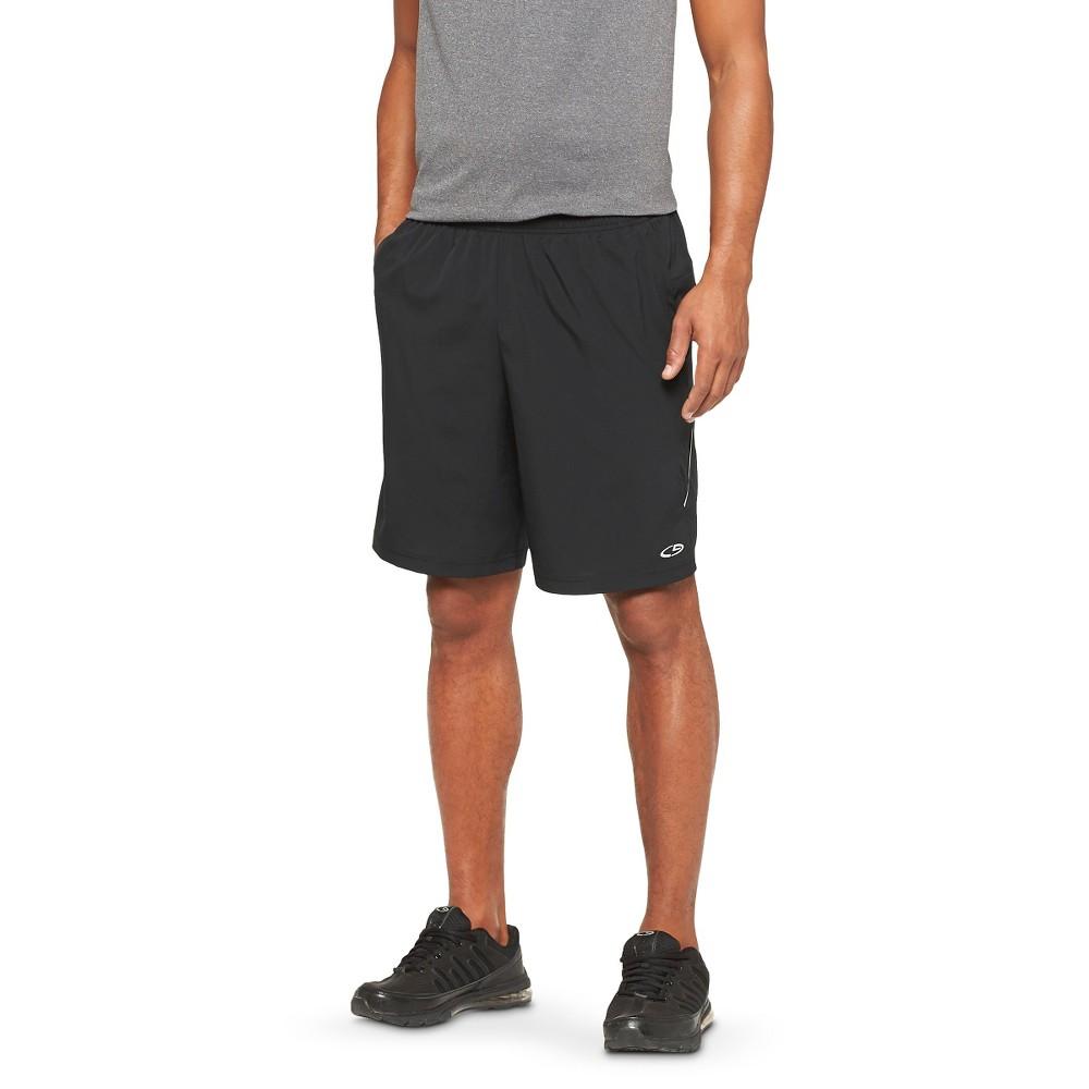 Mens 9 Running Shorts - C9 Champion Black L