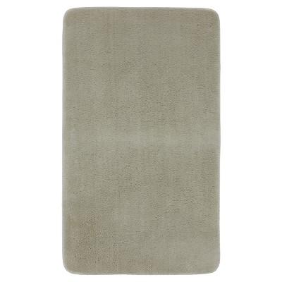 Mohawk Home Velveteen Memory Foam Bath Mat - Brown Linen (20x34 )