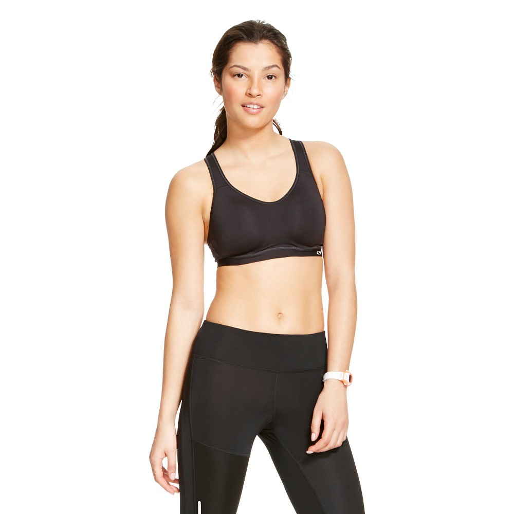 Womens Concealer Bra - C9 Champion Black Xxl
