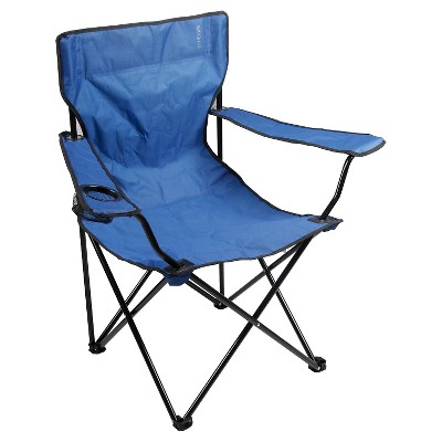 Portable Camping Chair Blue - Embark™