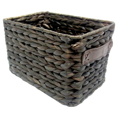Bath Basket Espresso Small - Threshold™