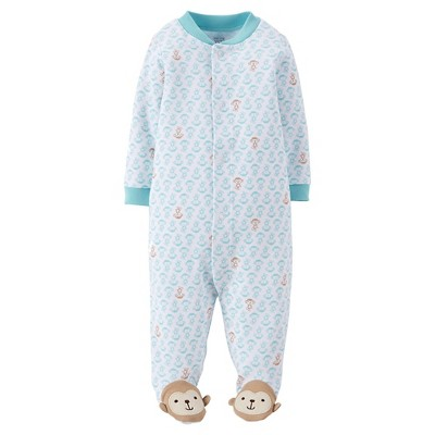Just One You™ Made by Carter's® Baby Boys' Monkey Sleep N' Play - NB
