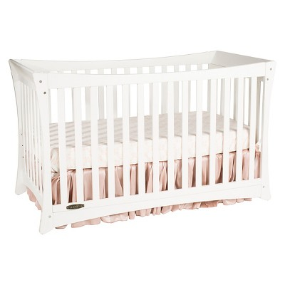 Child Craft Parisian 3-in-1 Convertible Crib - White