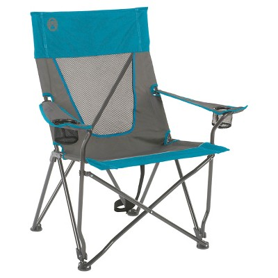 Coleman® Sling Chair - Gray/Blue
