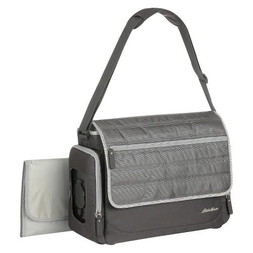 eddie bauer canyon messenger diaper bag target. Black Bedroom Furniture Sets. Home Design Ideas
