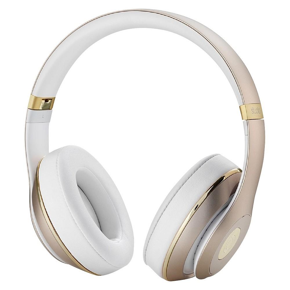 Beats By Dre Studio 2 Wireless Over-Ear Headphones - Gold...