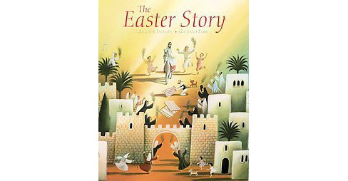 Easter Story (Hardcover) (Antonia Jackson) - image 1 of 1