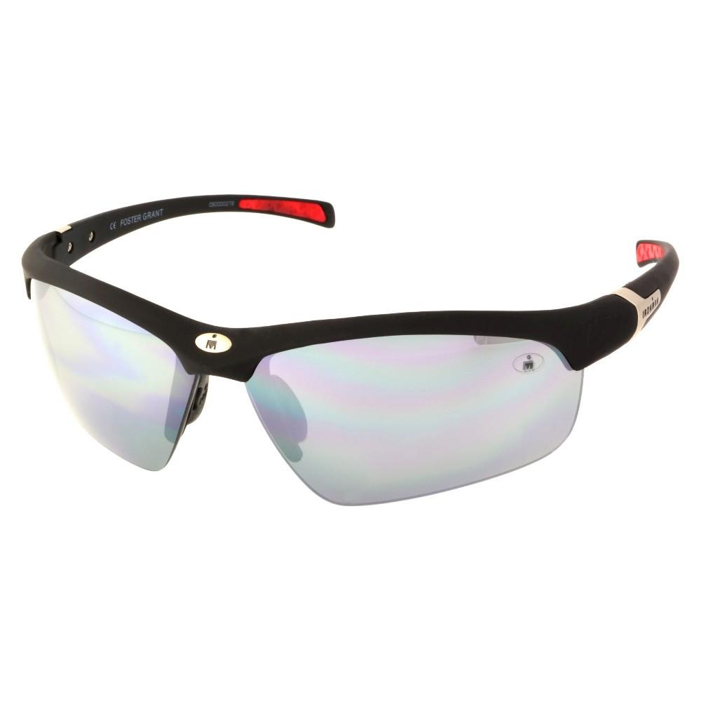 Ironman Shatter Resistant Len Sunglasses - Black, Adult Unisex