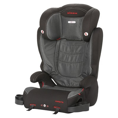 Diono Cambria High-Back Booster Car Seat - Shadow