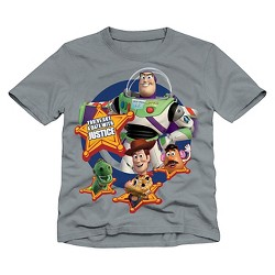 Disney® Toy Story Toddler Boys' T-Shirt - Gray