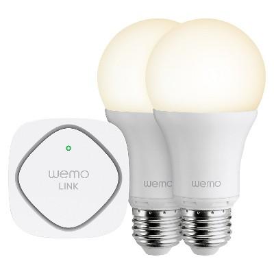 Belkin - WEMO LED Lighting Starter Set - Warm White