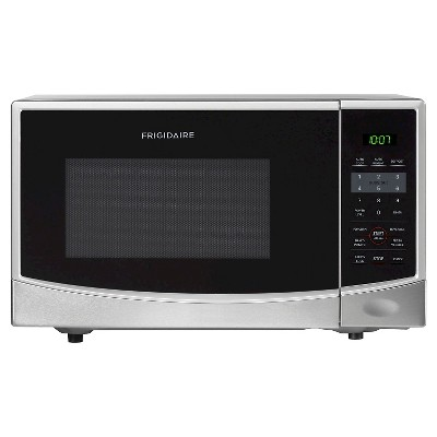 Frigidaire FFCM0934LW 0.9 Cu. Ft. Countertop Microwave - Stainless Steel