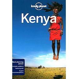 Lonely Planet Kenya (Paperback) (Anthony Ham & Stuart Butler & Kate Thomas)