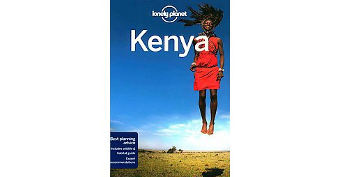 Lonely Planet Kenya (Paperback) (Anthony Ham & Stuart Butler & Kate Thomas) - image 1 of 1