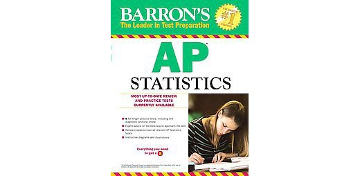 barrons ap statistics Ap review so it's may the ap statistics exam format is: multiple-choice section: barron's ap statistics link can be found here.