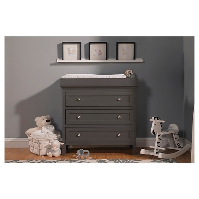 DaVinci Perse 3 Drawer Changer Dresser With Changing Tray : Target